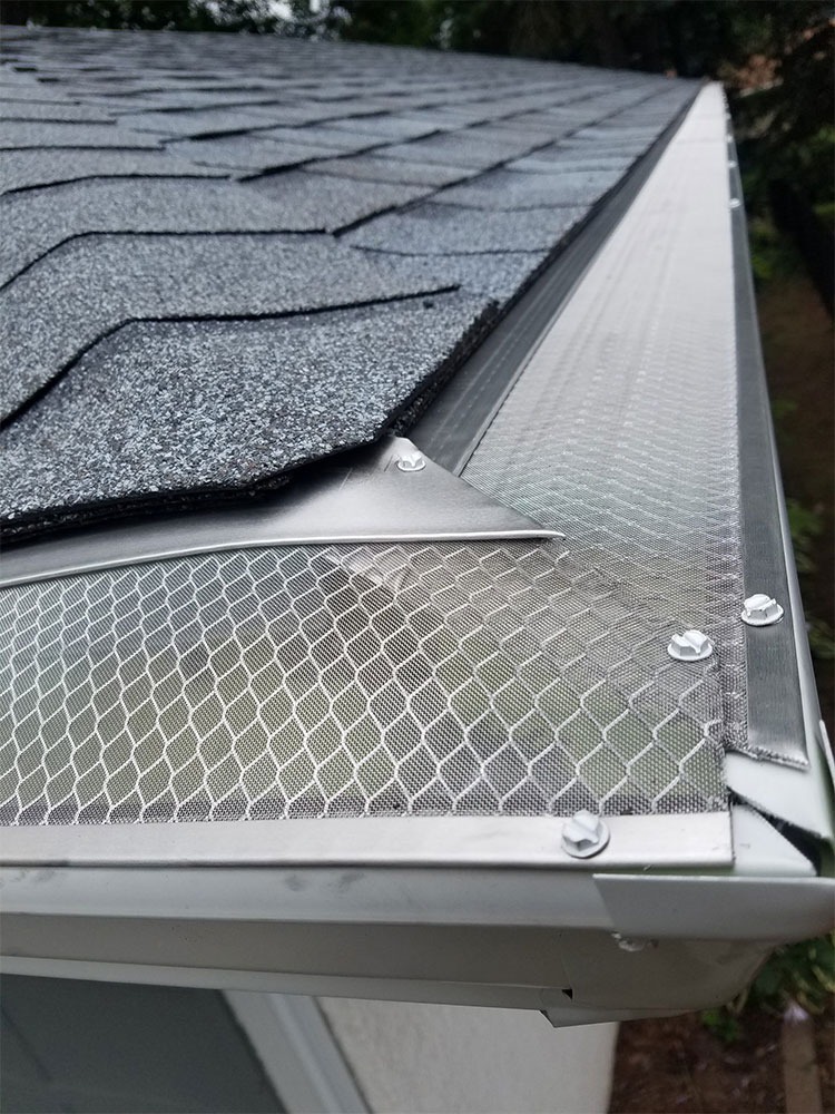Seamless Gutters And Leaf Guard Services Seamless Superiors